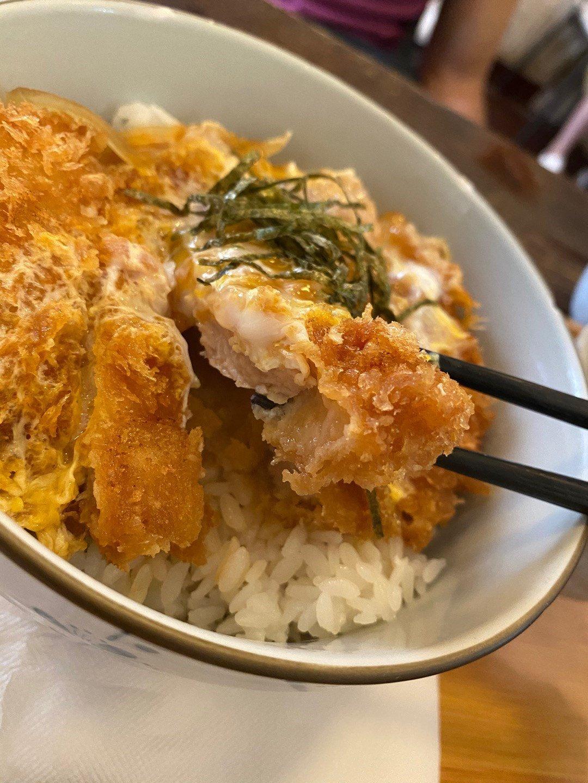 元朗美食Top 5 | 地膽懶人包 | 地區美食 嘉兵衛 KAHEE Japanese Restaurant 滑蛋吉列豬扒丼