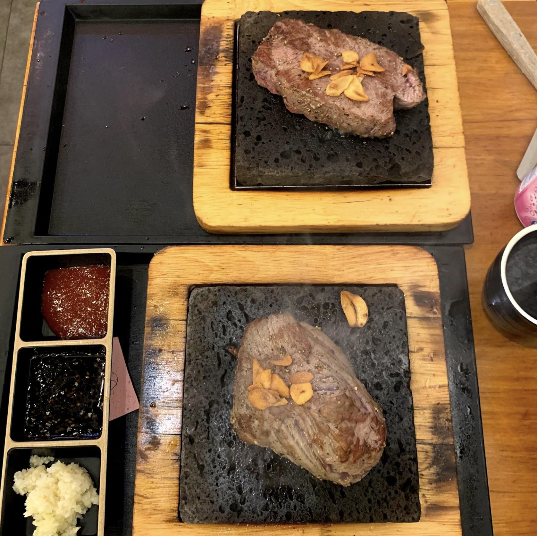 旺角燒肉/牛極/牛柳/牛肩肉眼/牛肋骨扒