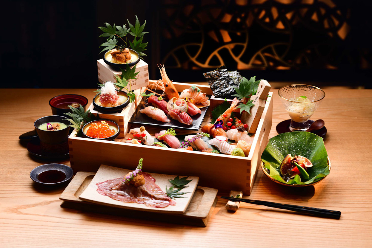 高級日本料理餐廳