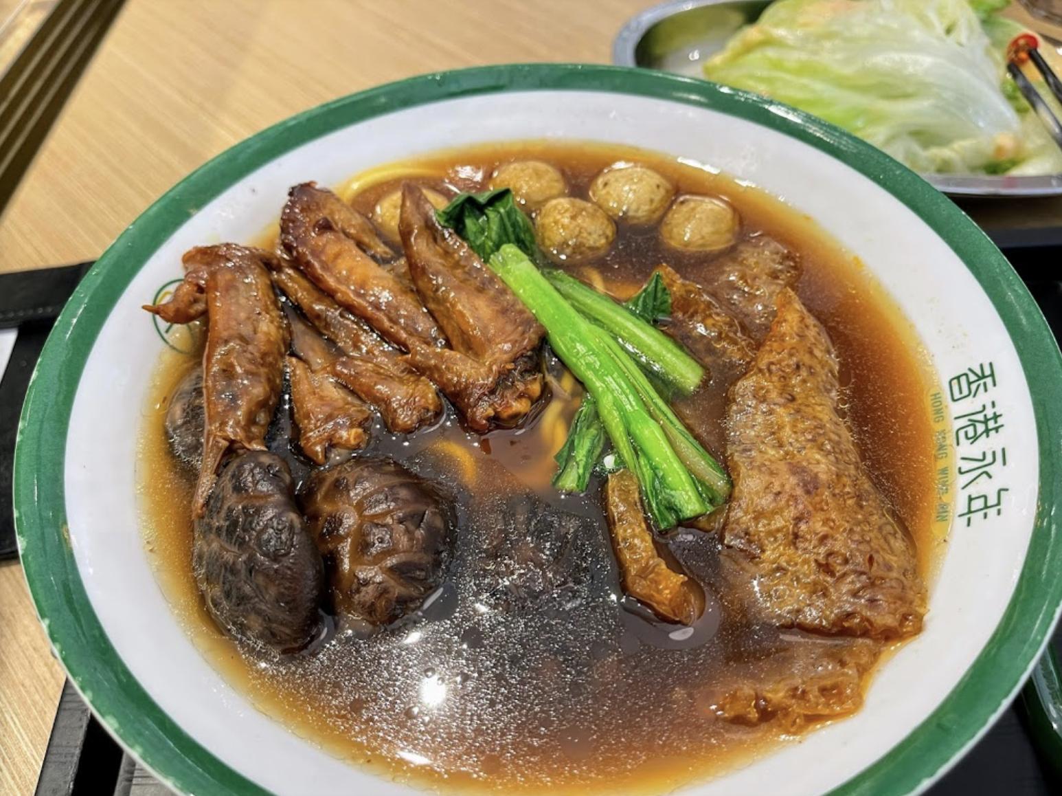 香港永年車仔麵茶冰廳3