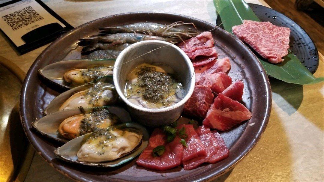荃灣3大燒肉放題2021|任食和牛、海鮮、炸物