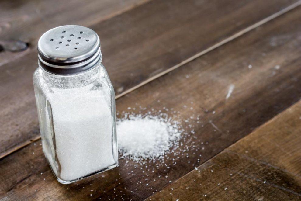 全日斷鹽減肚腩方法